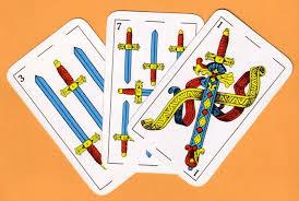juego de naipes