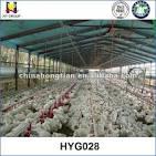 Hangars pour la ferme avicole-Maisons préfabriquées-Id du produit: