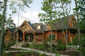 craftsman style bungalow house plans garrell associates inc tranquility house plan 07430 front