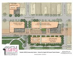 Community Center Floor Plans Seattle Business Leader Wants To Build An Lgbtq Co Working