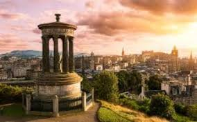 Expert guide to Edinburgh  Overview The Telegraph