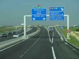 A4 autoroute