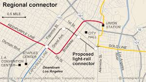 Los Angeles Light Rail Map by What Will Los Angeles Transportation Be Like When The Olympics