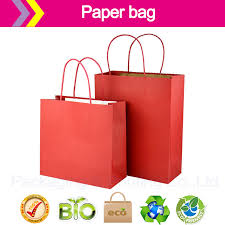 Aliexpress com Buy Red paper bags cheap customized logo paper AliExpress     FAMU Online