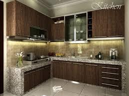 Contemporary Kitchen Design Ideas by Simple Kitchen Setup Interior Design