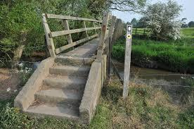 Eysey Footbridge
