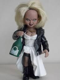 Bride Halloween Costume Ideas Chucky Die Mörderpuppe Tiffany Bride Chucky Fertig Modell