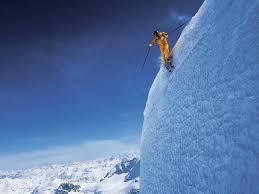 * Descente en ski (extrême) dans Vidéos spectaculaires