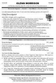 The Best Resume In The World by Security Officer Resume Sample Berathen Com