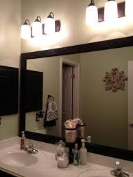 Ideas For Bathroom Mirrors Large Bathroom Mirror 3 Design Ideas Bathroom Designs Ideas Large