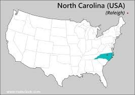 Raleigh Zip Code Map by North Carolina State Maps Usa Maps Of North Carolina Nc North