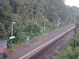 Marl Mitte station