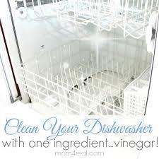 get a clean dishwasher with vinegar hometalk