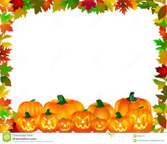 halloween clipart borders u2013 festival collections