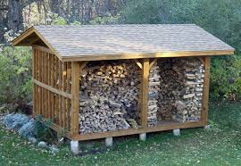 Free Firewood Shelter Plans by Wood Sheds Designs That Ensure A Clean Burning Fire My Shed