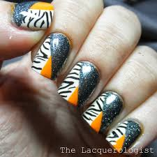10 halloween nail art ideas polish groupie robin moses nail art