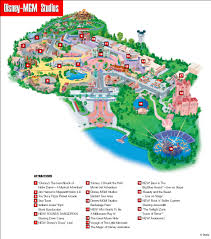 Orlando Universal Studios Map by Disney Mgm Studios Map The Most Magical Place On Earth