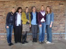 v.l.n.r.: Helena Hellmann, Gisela Schuttpelz, Gudrun Aiguier-Littig, Patricia Lang, Gabriele Rösch, Silke Meyer - b0433db886