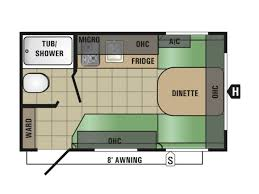 Evergreen Travel Trailer Floor Plans by New Or Used Travel Trailer Campers For Sale Rvs Near Richmond