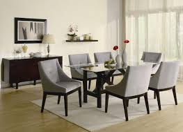 Mid Century Modern Dining Room Tables View In Gallery Glass Dining Room Tables Puchatek 67958550844