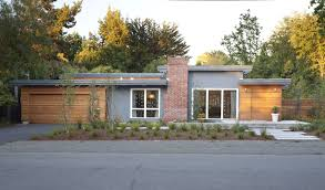 mid century modern ranch style homes house decor images on