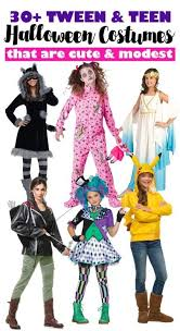 Halloween Girls Costume Cute Modest Halloween Costumes Tweens Teens Awesome