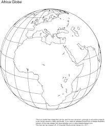 free printable globe coloring pages blank earth coloring page in