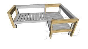 Childrens Garden Chair Ana White Kids Couch 2x4 Diy Sectional With Crib Mattress