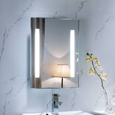 backlit bathroom mirror small u2014 home ideas collection prepare