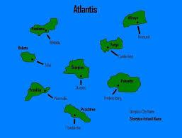 Islands of Atlantis