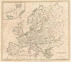 Map Of Western Europe by Atlas Of European History Wikimedia Commons