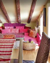 Floor And Home Decor Decorating Modern Bohemian Style House And Home Decorating Ideas