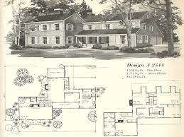 Vintage Home Design Plans One Story Vintage House Plans Nice Home Zone