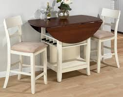 Bistro Table For Kitchen by White Kitchen Table Set Tables White Dining Round Set Designs