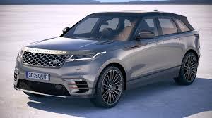 2018 land rover range rover velar concept u2013 nricars com