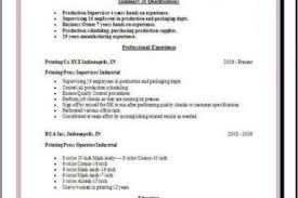 Doc engineer job resume smt VisualCV Entry Level Cna Resume Machine Operator Resume Examples