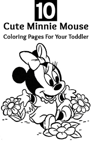 coloring pages minnie mouse minnie mouse coloring pages free