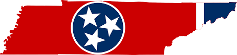State Of Tennessee Map by File Flag Map Of Tennessee Svg Wikimedia Commons