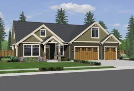 single story craftsman style homes house plans endearing new