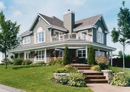 victorian farmhouse wrap around porch home design ideas small