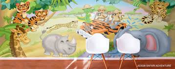 nursery wall murals baby room wallpaper nursery murals