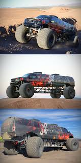 monster trucks nitro 2 hacked sin city hustler is world u0027s longest monster truck has 3 foot