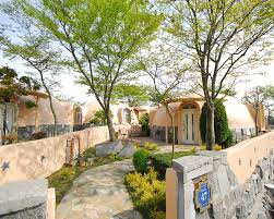Japanese Dome House Aso Farm Land In Kumamoto Has 300 Egg Shaped Dome Hotels Fast Japan