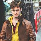 Daniel Radcliffe HORNS: EQUUS to Capricorn