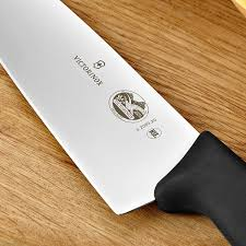 amazon com victorinox 8 inch fibrox pro chef u0027s knife 40520 47520