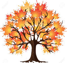 Maple Tree Symbolism by Art Autumn Tree Maple Royalty Free Cliparts Vectors And Stock