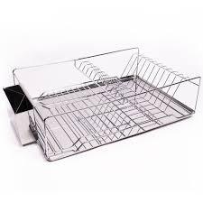 Sweet Home Collection Home Basics  Piece Kitchen Sink Dish - Kitchen sink dish rack