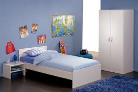 children bedroom furniture with modern blue color theme within