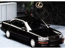 lexus japanese models 240 landmarks of japanese automotive technology lexus ls400