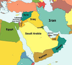 World Map Asia by Iraq On World Map My Blog